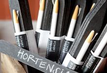 Avtorkningsbara märkpinnar inkl. penna
