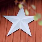 """""""Barn Star"""" köpt i USA betyder kort o gott Välkomna"""